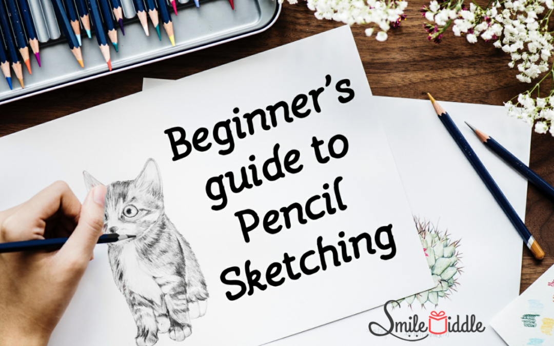 Become a Pencil Sketch Artist in 7 days   Beginner's Guide
