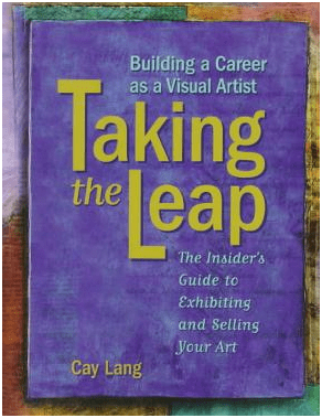 Picture of the book- Taking the Leap