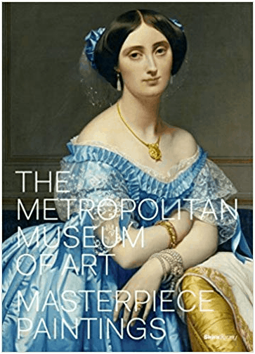 Picture of the book- The Metropolitan Museum of Art: Masterpiece Paintings